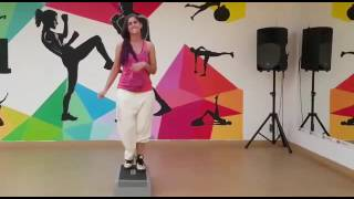 Yemi Alade feat. Dj Arafat -  Do As I Do (Zumba®Step Choreo)