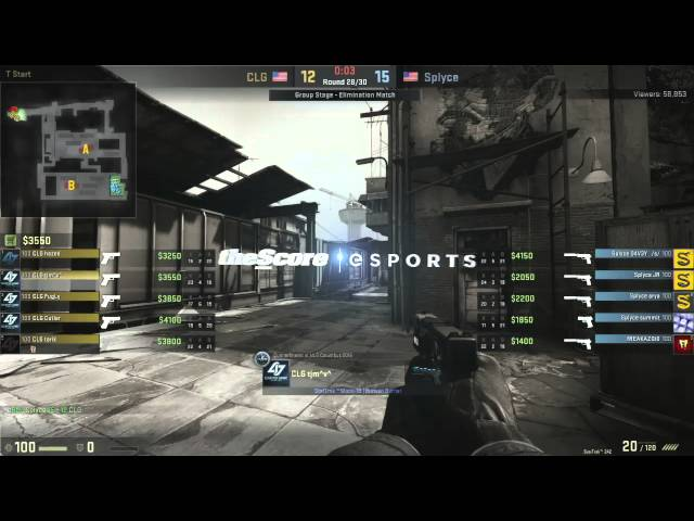 Popular Counter-Strike Streamer Fails Hilariously At Pro Event