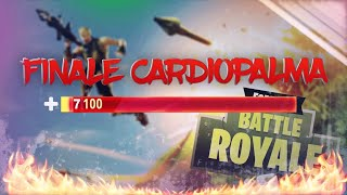 Heart-stopping finale with 7 HP! - Fortnite battle royale