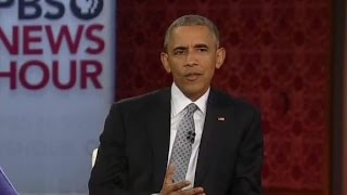 Obama on Donald Trump: He is a colorful character