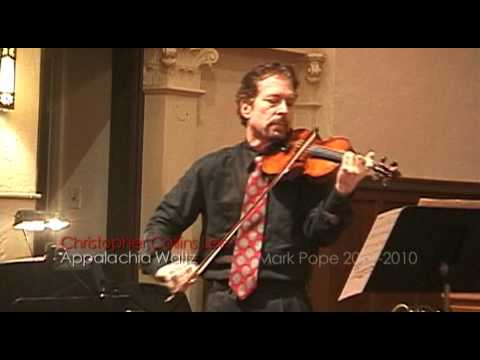 Christopher Collins Lee plays Appalachia Waltz by ...