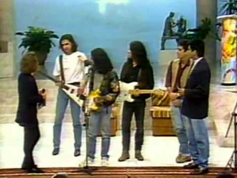The Bluesmakers TV Manchete São Paulo 1992