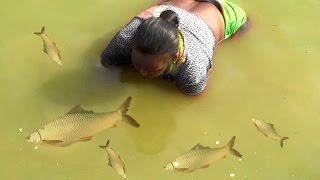 Wow! AMAZING Fishing at India Villa...