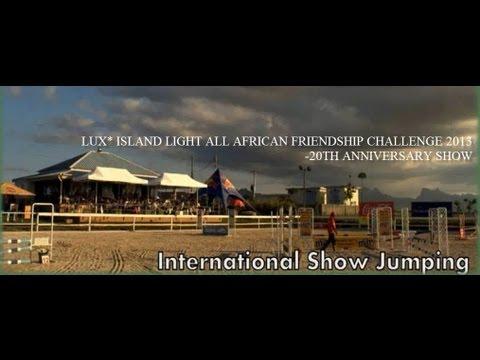 MAURITIUS 2013 - African Friendship Challenge - LUX Resorts - Island Lights