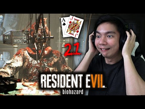 Dewa Judi - RESIDENT EVIL 7 - Banned Footage - 21