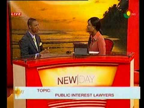 New Day - Discuss Public Interest Lawyers - 9/4/2014