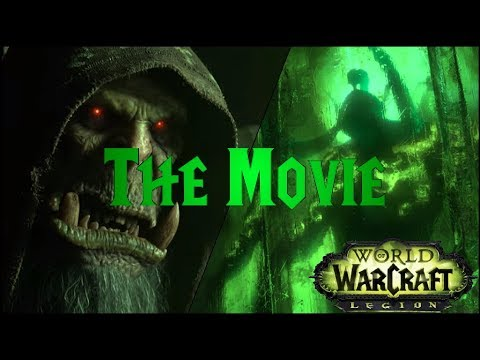 WoW Legion: The Movie (All Legion Cinematics in Chronological Order)
