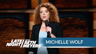 Michelle Wolf Stand-Up Performance