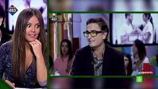 """Cristina Pedroche: """"Josie, me gustaría elegir un vestido de Nochevieja y que tú me ayudaras"""""""