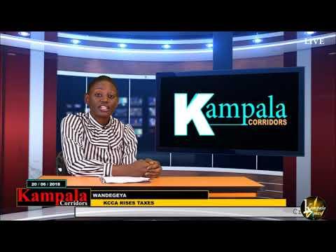 Kampala Corridors 21 - 6 - 2018