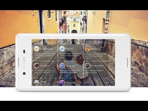 Sony Xperia E3 обзор ◄ Quke.ru ►