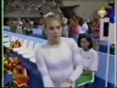 1992 Olympics - Team Final - Part 1