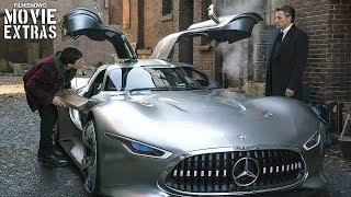 "Justice League ""Mercedes E-Class Cabriolet & Vision Gran Turismo"" Featurette (2017)"