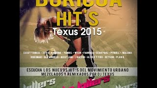 Boricua Hits - Dj Texus - Audio Killers 8 /// Reggaeton 2015