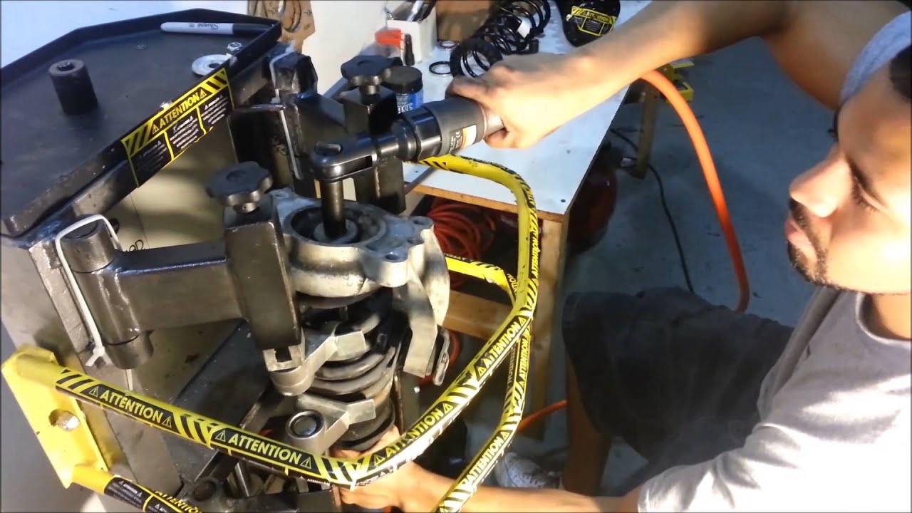 2001 2006 chrsyler sebring strut assembly control arm [ 1280 x 720 Pixel ]