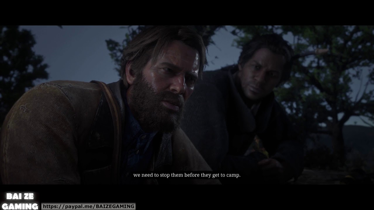 Red Dead Redemption 2 15 The First Shall Be Last Javier