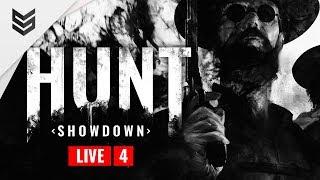 Поджигаем и горим в HUNT: Showdown(1440p)