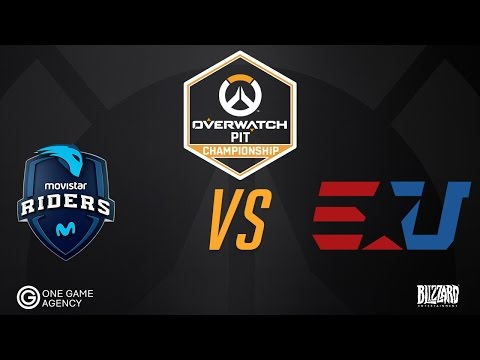 eUnited vs Movistar R - OW Pit EU Grand Final - G5