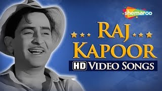 Best Raj Kapoor Songs Ever | The Greatest Showman of Hindi Cinema | Raj Kapoor Songs