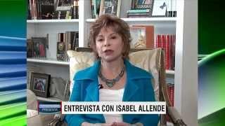 """Entrevista con Isabel Allende"" Oppenheimer Presenta # 1521"
