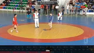 Sambo Respublika Birinciliyi 2017, Final 56 kg, Rashad Dunyamaliyev