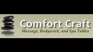 Comfort Craft Electric Massage Tables With Jim Craft