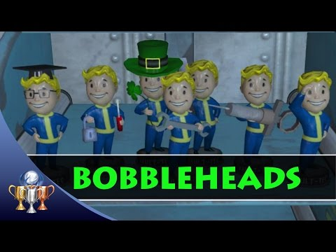 Fallout 4 All 20 Bobblehead Locations Collectibles Guide #Fallout4