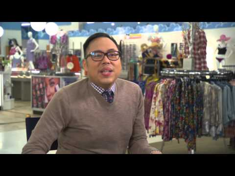 Superstore: Nico Santos Behind the Scenes TV Interview