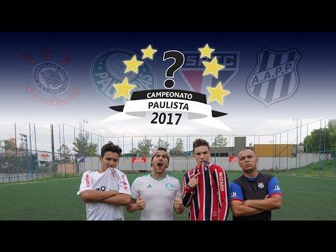 FINAL DO PAULISTÃO (quem será o campeão!?) - DESAFIOS DE FUTEBOL