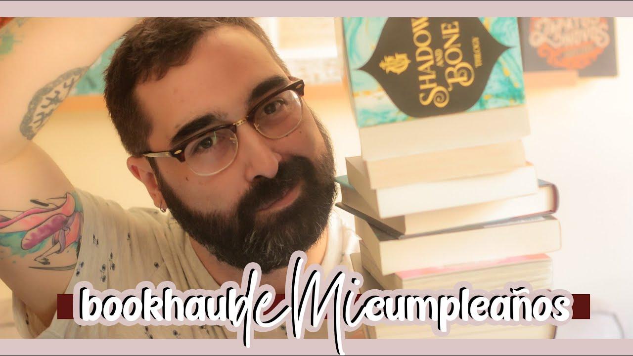 🎂 TODOS los LIBROS que me REGALARON por MI CUMPLEAÑOS | BOOK HAUL | Mikey F.