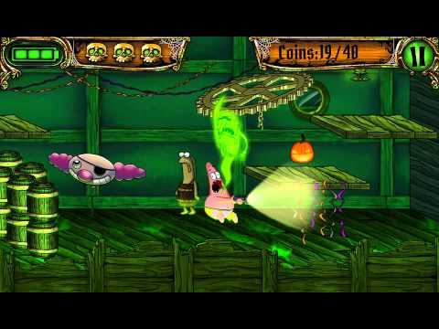 Игры приключения и бродилки губка боб фильм ангел джон траволт