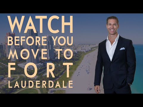 The Miami Relocation Guide | Why Should you Move to Fort Lauderdale?