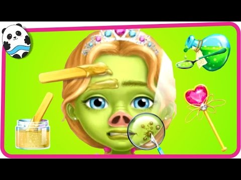 Fun Baby Care & Princess Makeover - Superhero Hospital Doctor Care Games for Kids and Children