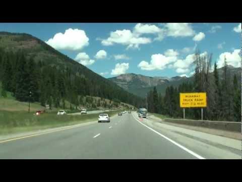 I-70 Colorado, Vail Pass