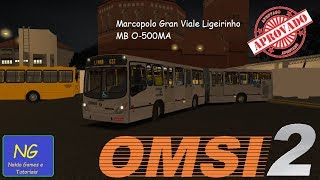 Baixar [OMSI 2] Marcopolo Grand Viale ligeirinho| 100º vídeo do canal!!!