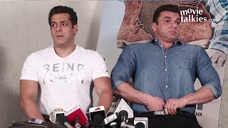 Salman Khan Singing Songs During Tubelight Interview