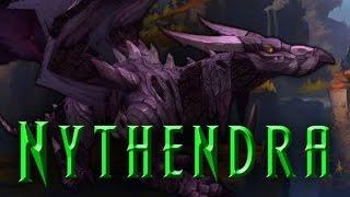 Aperçu du combat contre Nythendra - Alpha de Legion
