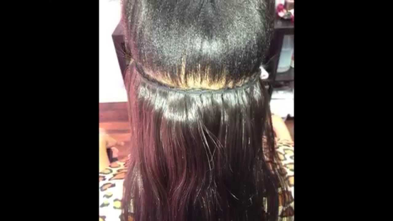 Celebrity style sew in weave extension extension in between celebrity style sew in weave extension extension in betweenbleached knotscustom clip ins youtube pmusecretfo Gallery