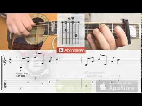 Mr. Probz - Waves I how to play on guitar I beginner lesson I NO BARRE I tutorial I chords