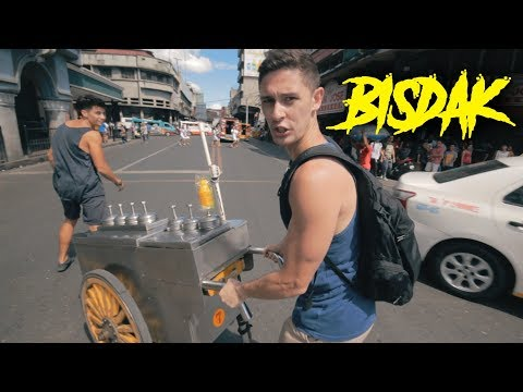 PUTING BISAYA!! - Foreigners selling dirty ice cream in the Philippines