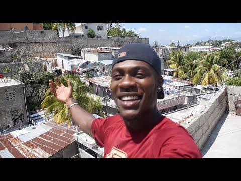 MY TRIP TO HAITI