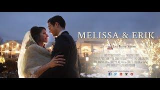 Melissa and Erik Wedding Highlight at Park Savoy, NJ