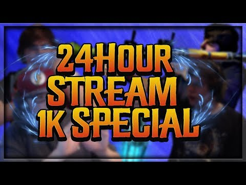 24 HOUR STREAM 1k SPECIAL!!!! STREAMING FROM 8:30 PM (EST) TO 8:30 PM (EST) PLAYING DIFFERENT GAMES!