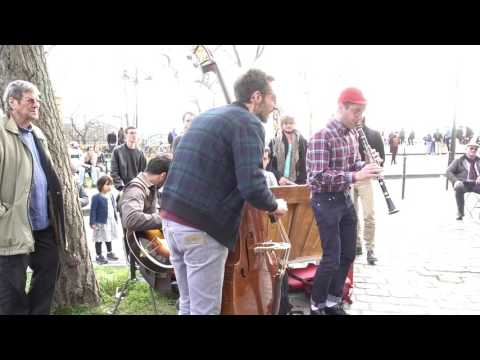 Collectif Paris Swing feat. Giacomo Smith @ Moncoeur Belleville // Chinatown my chinatown