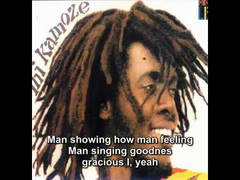 Ini Kamoze - World A Music, 1983 (original version)