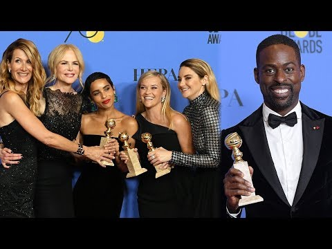2018 Golden Globes Winners Recap