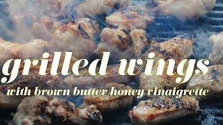 The Best Grilled Chicken Wings Recipe