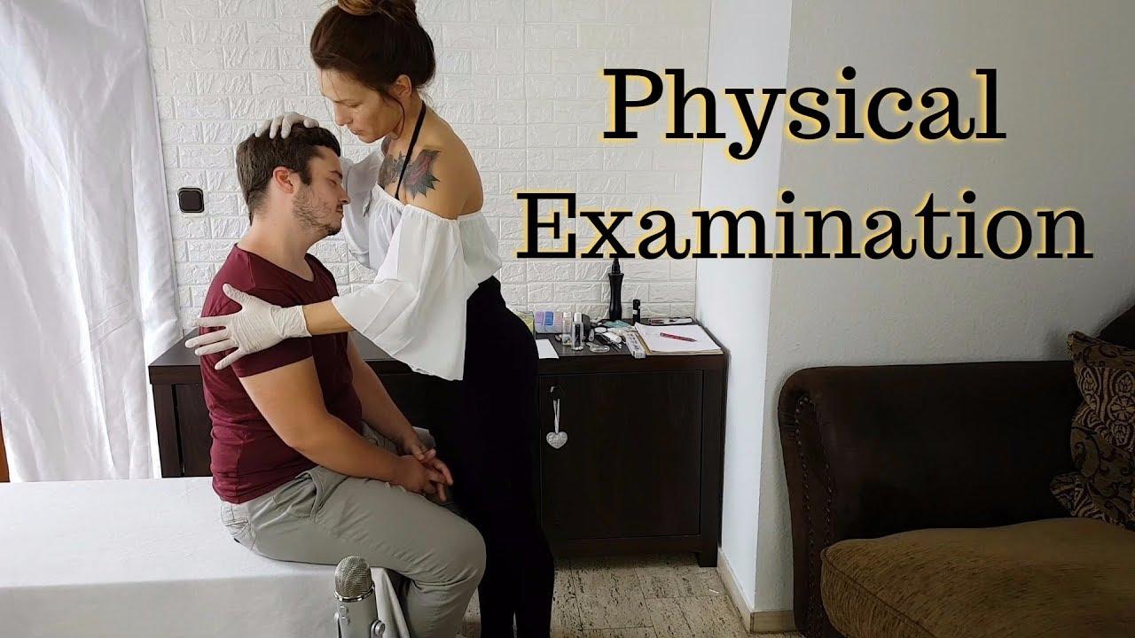 College men physical exam