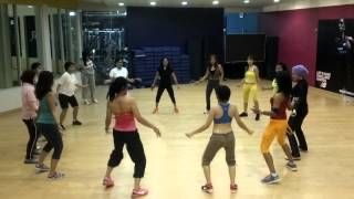 Zumba Metela Sacala with Fitness First Cibubur Junction, choreo by Eva.S