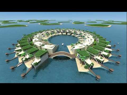 Meer waterwegen tegen zeespiegelstijging? 1805